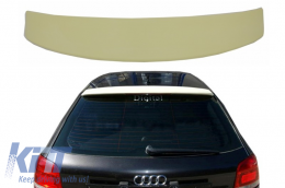 Roof Spoiler suitable for AUDI A3 8P Hatchback (2003-2012) RS LOOK 3 Doors - RSAUA38P3D