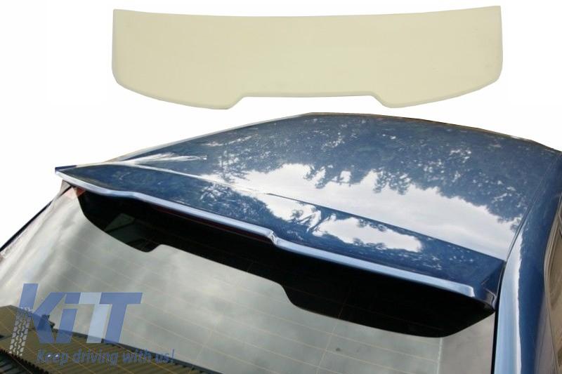 Carbon Fiber Roof Spoiler for 2007-2012 Audi A3 8P Hatchback 2008 2011