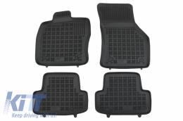 Rubber Car Floor Mats suitable for AUDI Q2 (2016+) - 200320