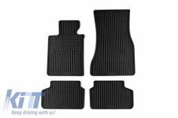 Rubber Car Floor Mats suitable for BMW Series 5 G30 Sedan 2017+ - 15410