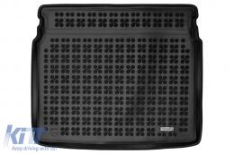 Rubber Trunk Mat Black suitable for Audi Q3 II (2018-) - 232046