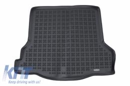 Rubber Trunk Mat Black suitable for DACIA LOGAN II (2013-2017) - 231371