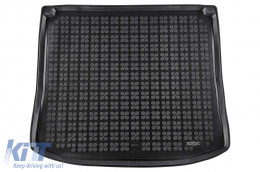 Rubber Trunk Mat Black suitable for Ford Edge II (2016-Up) - 230460