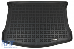 Rubber Trunk Mat Black suitable for Ford Kuga I (2008-2012) - 230429