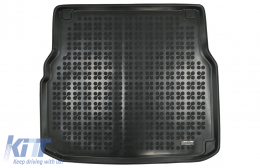 Rubber Trunk Mat Black suitable for Mercedes C-Class S205 T-Model / Station Wagon (2014-up) - 230941