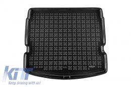 Rubber Trunk Mat Black suitable for RENAULT Megane IV Grandtour Kombi (2016-) - 231388
