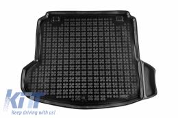 Rubber Trunk Mat Black suitable for RENAULT MEGANE IV Sedan (2016-) - 231393
