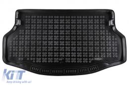 Rubber Trunk Mat Black suitable for Toyota RAV4 XA40 Facelift (2015-2018) Hybrid - 231762