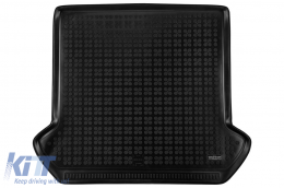 Rubber Trunk Mat Black suitable for Volvo XC90 I (2002-2014) - 232908