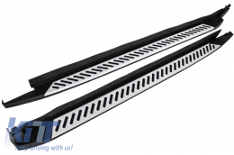 Running Boards BMW X4 F26 (2014-up) OEM Design - RBBM06