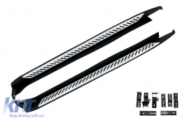 Running Boards BMW X4 F26 (2014-up) OEM Design - RBBM06
