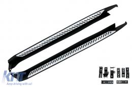 Running Boards BMW X4 F26 (2014-up) OEM Design