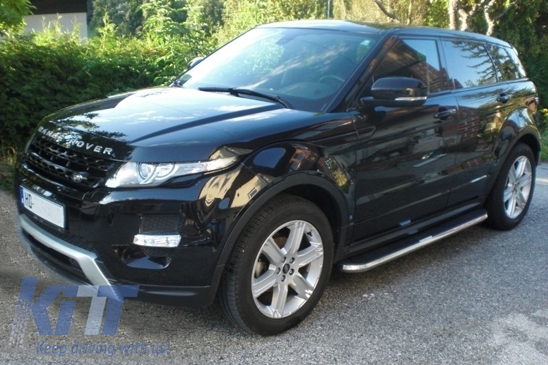 2015 Land Rover Range Rover Evoque Pure >> Running Boards Land Rover Range Rover Evoque Dynamic Side ...