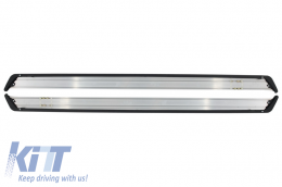 Running boards Side Steps Audi Q3 (8U) (2011-up)