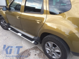 Running Boards Side Steps Dacia Duster Renault Duster (2009-up) Nissan Terrano (2014-up)