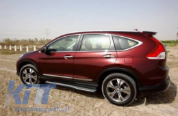 Running Boards Side Steps Honda CRV 2012+ IV Generation OEM Design