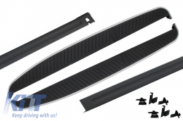Running Boards Side Steps Land Rover Range Rover Sport L320 (2005-2013) with Pre-cut Door Sills - RBRR01