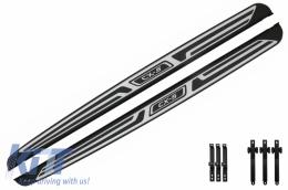 Running Boards Side Steps Mazda CX-5 KF (2017-) - RBMACX5KF