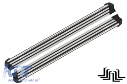 Running Boards - Side Steps Mercedes G-Class W463 (1989-up) - RBMBW463