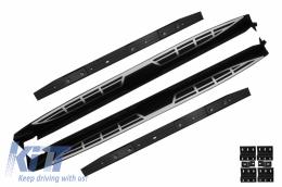 Running Boards Side Steps suitable for HYUNDAI Santa Fe MkIII (DM) (2013-up)