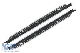 Running Boards Side Steps suitable for Porsche Cayenne SUV (9Y0) (2018-Up) - RBPO03