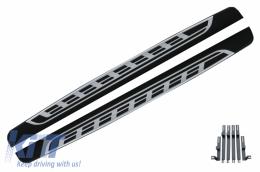 Running Boards Side Steps suitable for RENAULT Koleos II (2016-up)