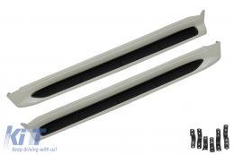 Running Boards Side Steps  suitable for TOYOTA Land Cruiser FJ200 Facelift (2015-up) OEM Design - RBTOLCFJ200