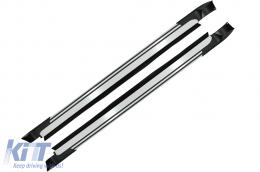 Running Boards Side Steps suitable for TOYOTA RAV4 (XA40) (2013-up) - RBTORAV4F1