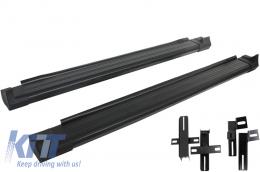 Running Boards Side Steps  Toyota RAV4 (XA40) (2013-up) OEM Design - RBTORAV4F