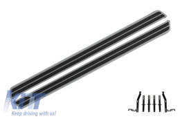 Running boards Side Steps VW Touareg 7L (2003-2011) and Touareg 7P5 (2011-2016)