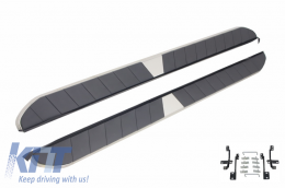 Running Boards  suitable for Land ROVER Range ROVER Evoque Pure and Prestige Side Steps (2011-up) - RBTRR03P