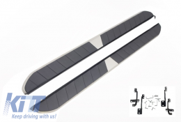 Running Boards suitable for Land ROVER Range ROVER Evoque Dynamic Side Steps (2011-2015)