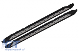 Running boards suitable for MERCEDES BENZ GLK X204 (2008-2015) Side steps - RBMBGLKX204