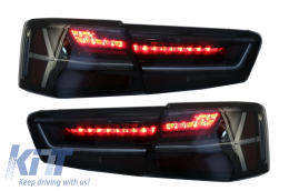 Side Grilles Audi A6 4G 2011-2014 RS6 Design - SGAUA64GRS
