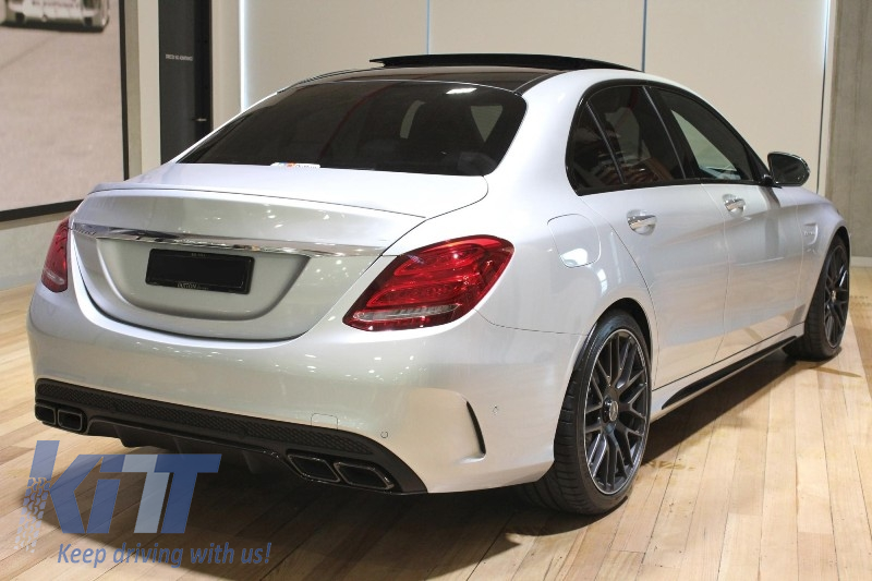 side skirts are meant to change your cars appearance and transform it into a genuine amg model