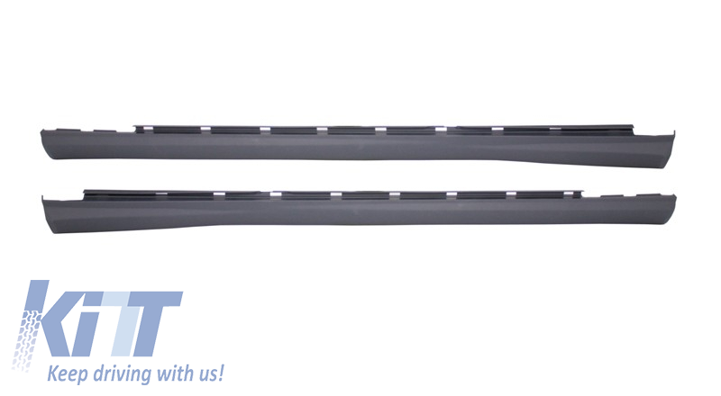 Side Skirts suitable for MERCEDES Benz W203 C-Class (2001-2007) A-Design