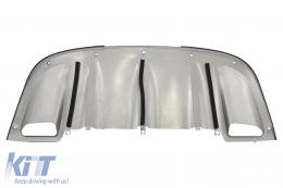 Skid Plates Bumper Guards Off Road Porsche Cayenne 958 (2011-2014) - SPPOCY