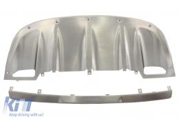 Skid Plates Bumper Guards Off Road suitable for PORSCHE Cayenne 958 (2011-2014) - SPPOCY
