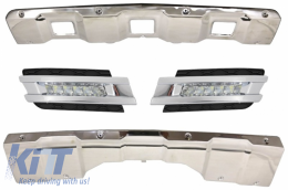 Skid Plates Off Road Dedicated Daytime Running Lights Mercedes Benz X164 2006-2009 - COSPMBX164