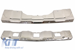 Skid Plates Off Road Mercedes Benz X164  (2006-2009) - SPMBX164