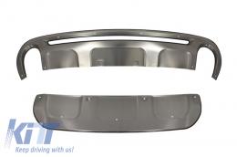 Skid Plates Off Road suitable for AUDI Q7 Facelift S-Line (2010-2015) - SPA01SL