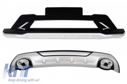 Skid Plates Off Road suitable for KIA SPORTAGE QL 2016+ KX5 Design - SPK01