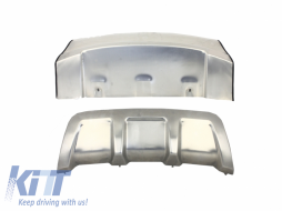 Skid Plates Off Road  suitable for Land ROVER Range ROVER Evoque (2011-2014) Dynamic - RRSPDY03