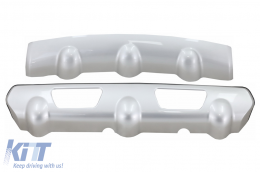 Skid Plates Off Road suitable for NISSAN X-Trail II (T31) Non Facelift (2007-2010) - SPNXT02
