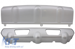 Skid Plates Off Road suitable for NISSAN X-Trail II Facelift (T31) (2010-2013) - SPNXT02F