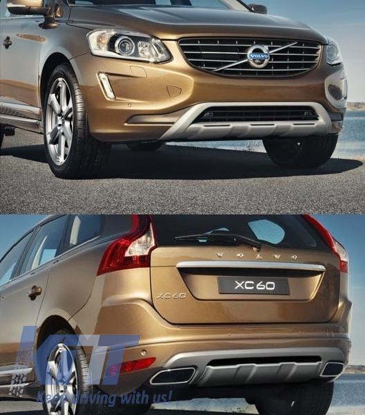Volvo Xc60 Suv: Skid Plates Off Road Volvo XC60 (2014-up) R-Design