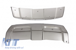 Skid Plates Sills Bumper Protection Guards suitable for Range ROVER Sport (L494) (2014-up) - SPRRSL494