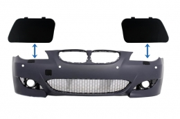 SRA Covers Front Bumper BMW 5 Series E60 (2003-2010) M5 Design - SRABME60