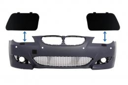 SRA Covers Front Bumper suitable for BMW 5 Series E60 (2003-2010) M5 Design - SRABME60