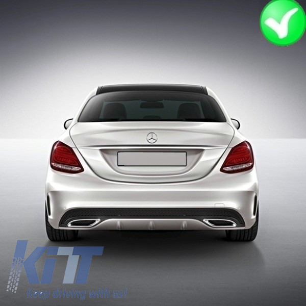 Suitable For MERCEDES W205 S205 2014+ C-Class AMG C63